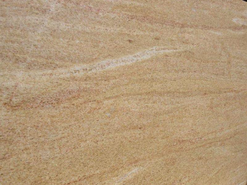 View of Granite - Sahara Gold 3cm