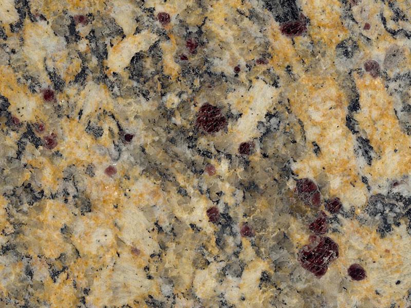 View of Granite - Santa Cecilia Classico 2cm & 3cm