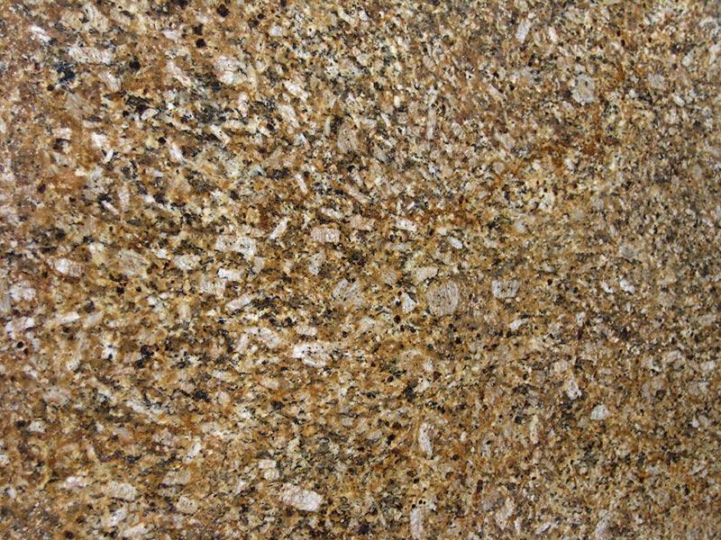View of Granite - Santa Cecilia Gold 3cm