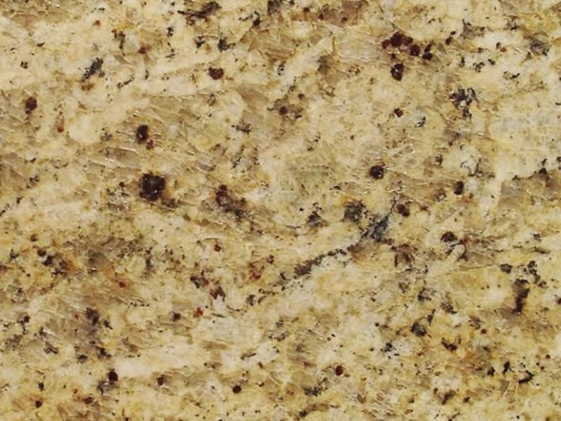 View of Granite - Venetian Gold 3cm