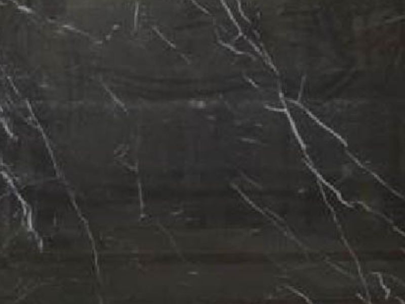 View of Porcelain - A-Tech Nero Marquina 1.2cm