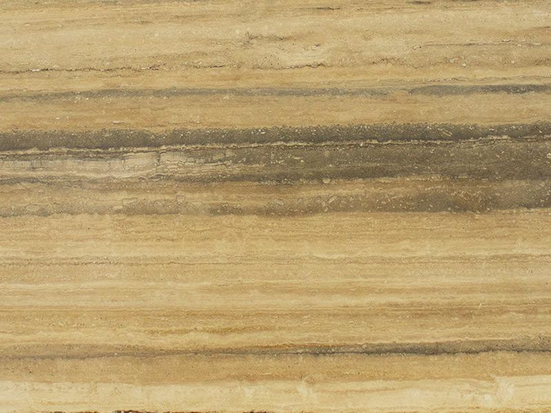 View of Travertine - Platino Honed & Polished Travertine 2cm