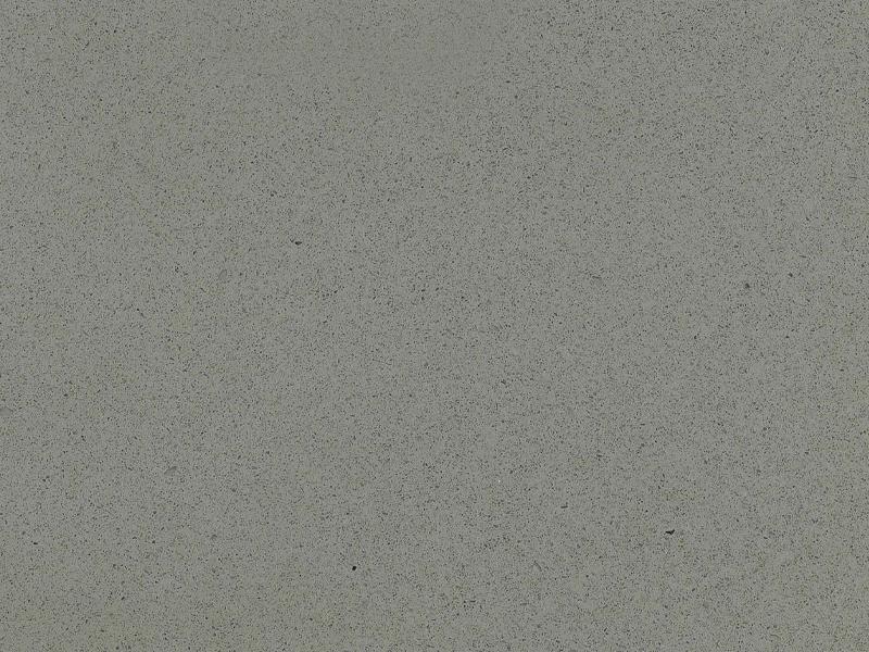 View of Maestro Quartz - Maestro Quartz Concrete Gray Honed 3cm