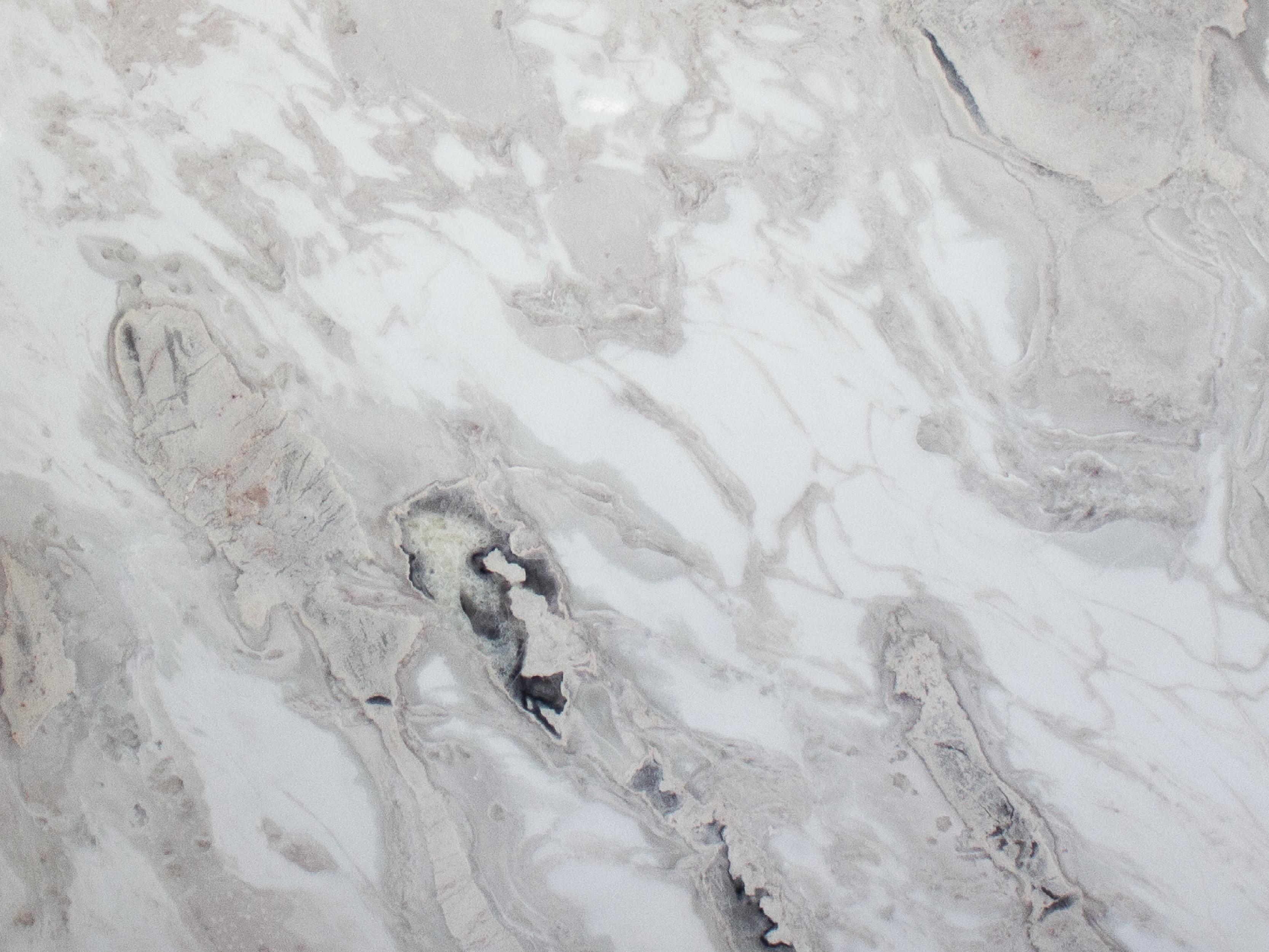 View of Marble - Azerocare Dover White 3cm