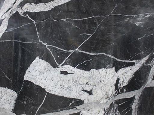 View of Granite - Sky Falls Leather 3cm