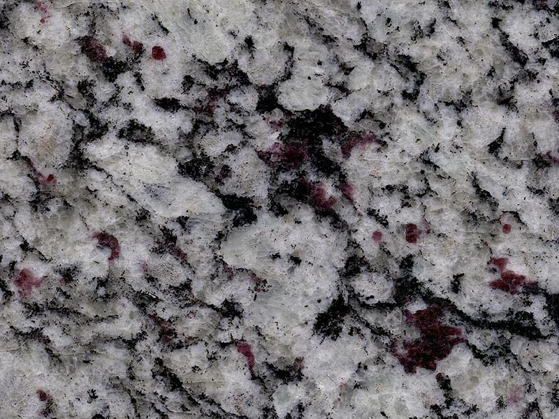 View of Granite - White Frost 3cm