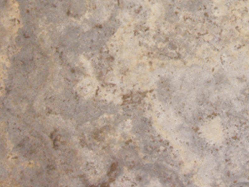 View of Travertine - Crater Honed Travertine 2cm