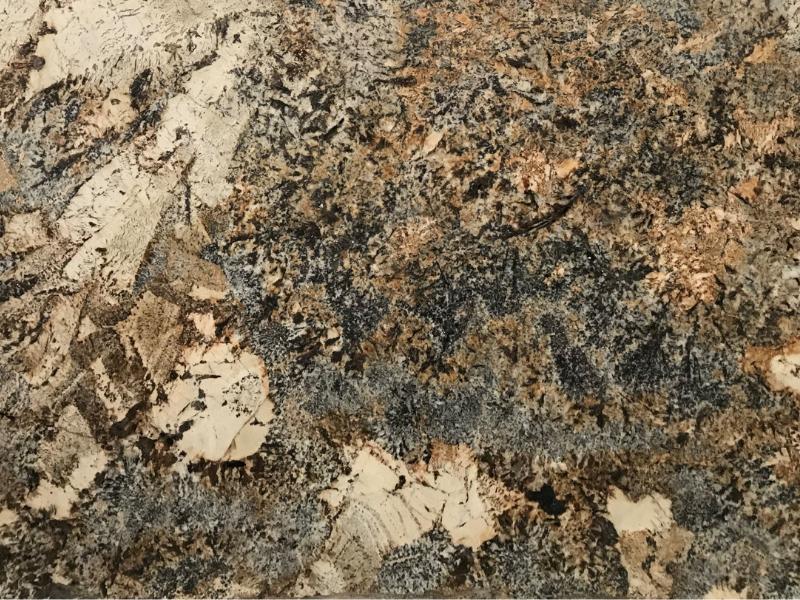 View of Granite - Wild Tiger 3cm