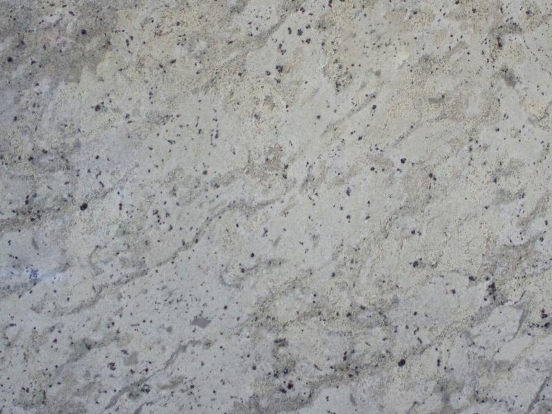 View of Granite - Andromeda White 2cm