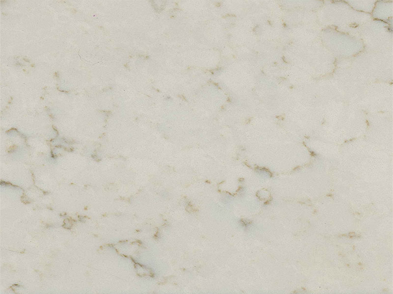 View of Maestro Quartz - Maestro Quartz Frosty Carrara 3cm