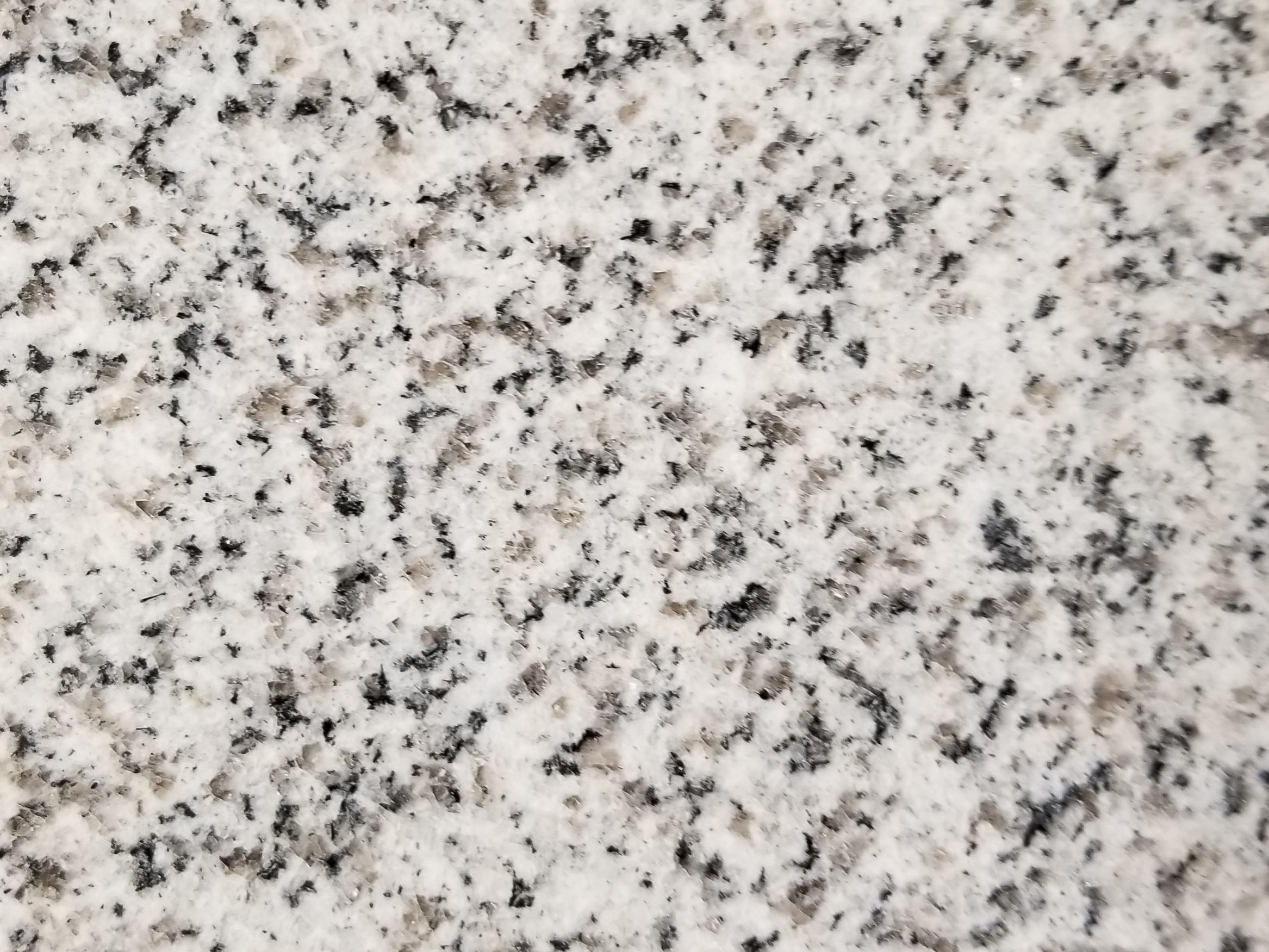 View of Granite - Platinum White 3cm