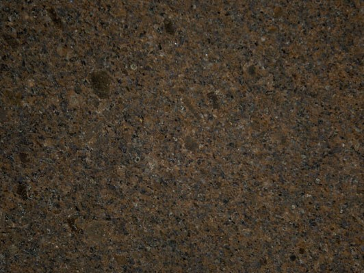 View of Granite - Suede Brown 3cms