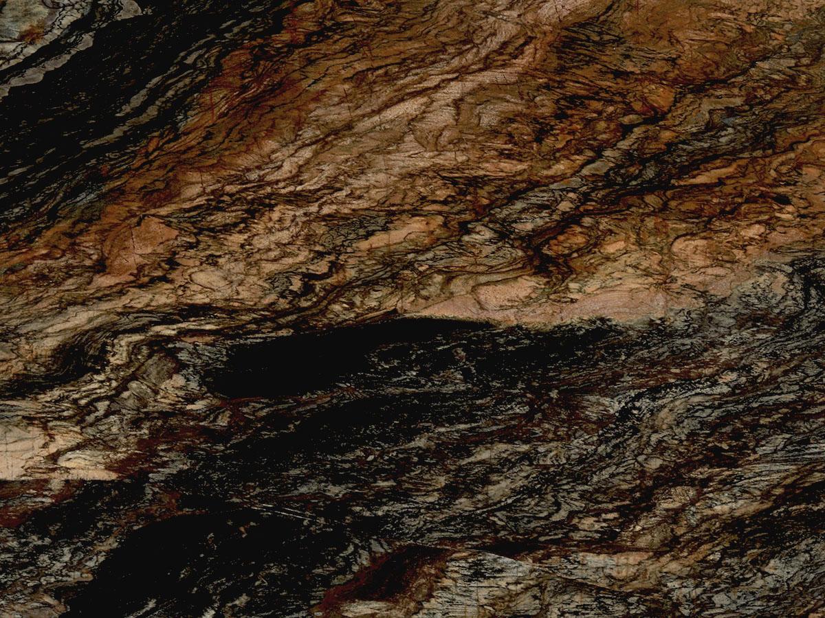 View of Granite - Grey Sandalus 3cm