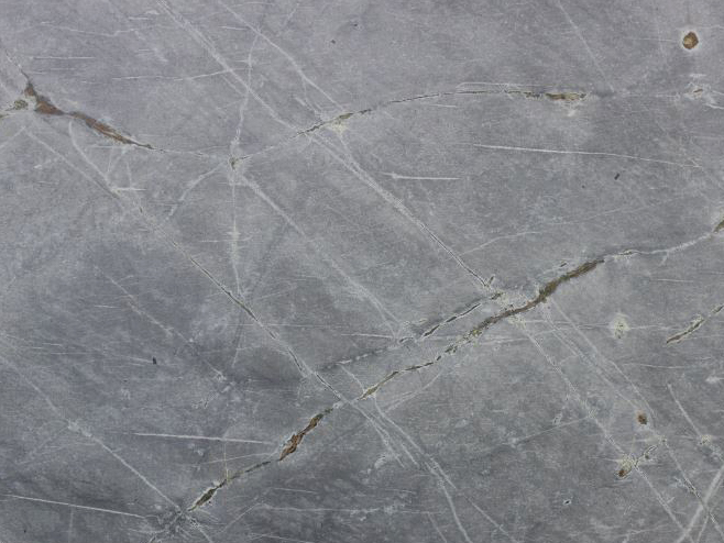 View of Quartzite - Atlantic Grey Honed Quartzite 3cm