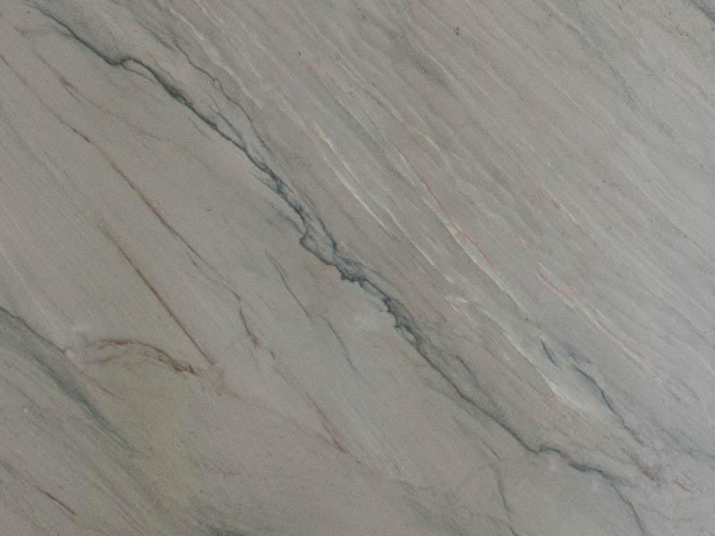 View of Quartzite - Skyblue Quartzite 3cm