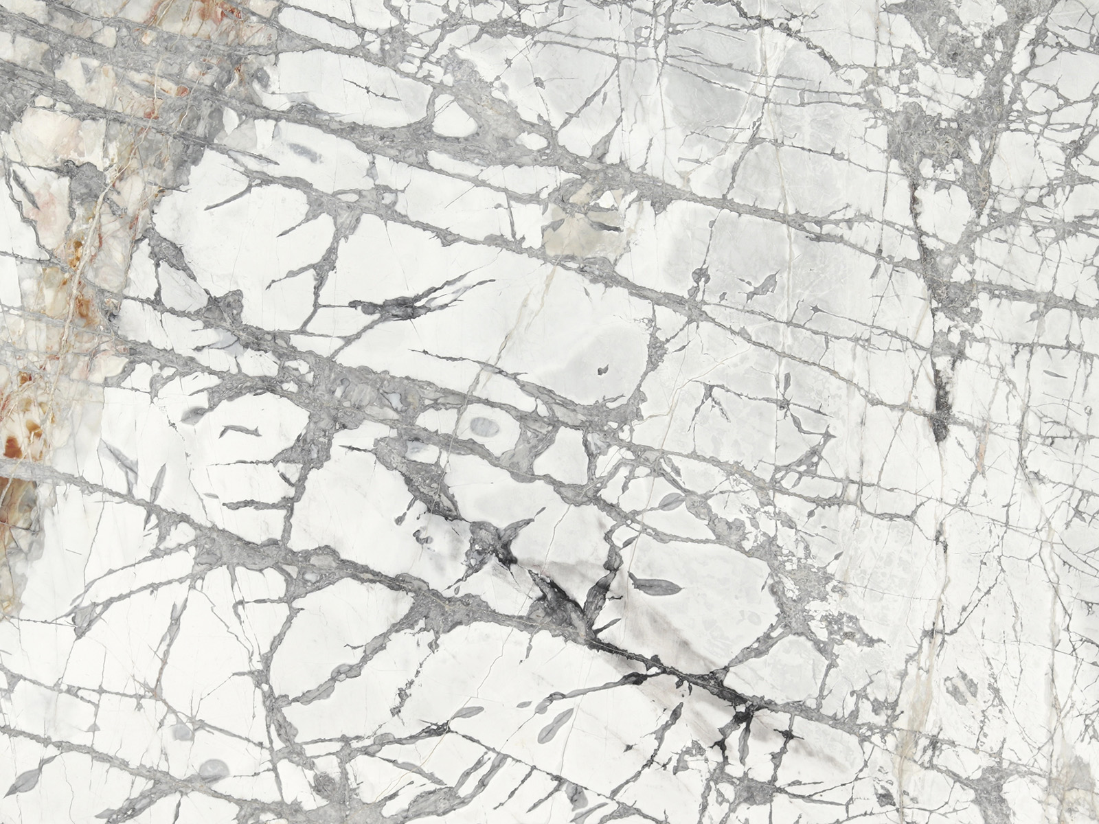 View of Marble - Invisible Grey Honed 2cm