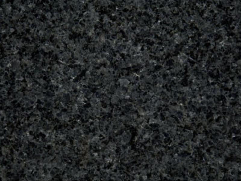 View of Granite - Angola Black 3cm