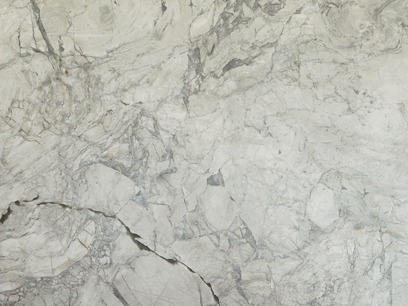 View of Marble - Arabescato Bella Leather 3cm