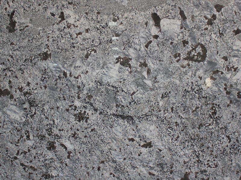 View of Granite - Ash Blue 3cm