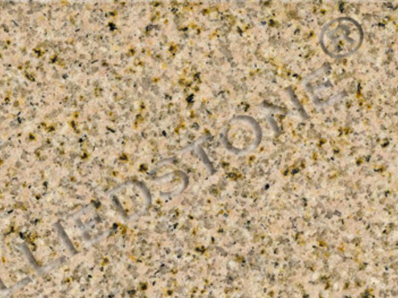 View of Granite - Autumn Leaf 2cm & 3cm