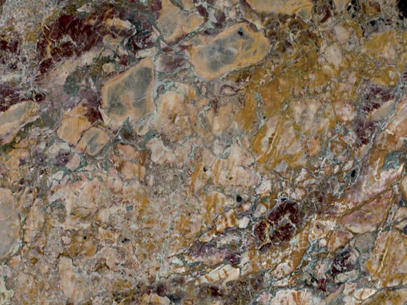 View of Marble - Azerobact Breche De Vendome 2cm