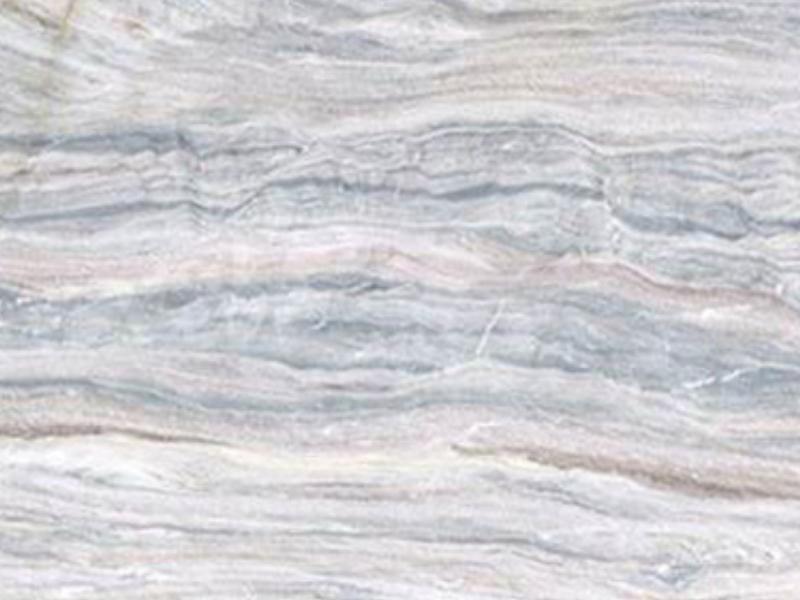 View of Marble - Azul Egeo 2cm