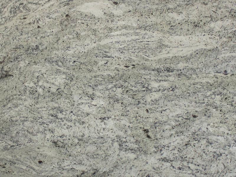 View of Granite - Bahamas White 3cm