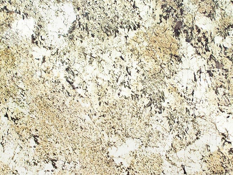 View of Granite - Bianco Exodus 3cm