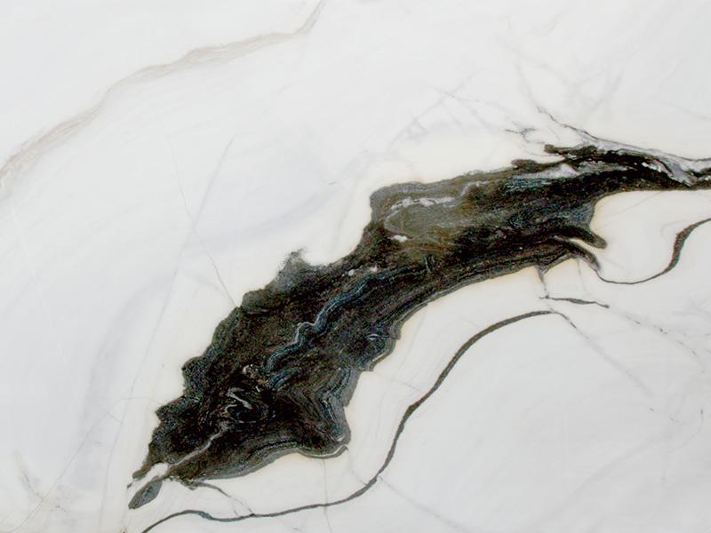 View of Marble - Bianco Lasa Macchia Vecchia 2cm & 3cm