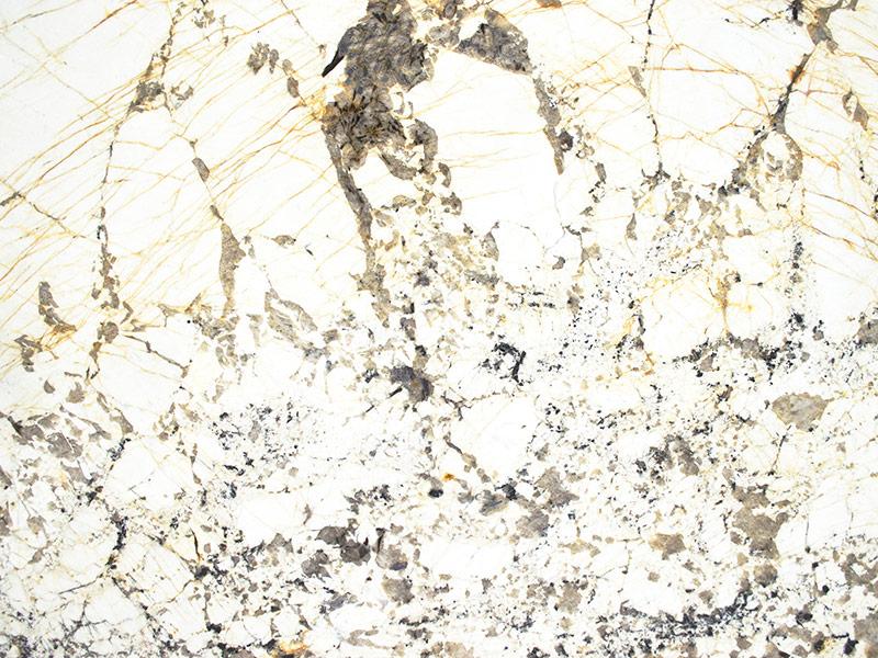 View of Granite - Blanc du Blanc 2cm & 3cm