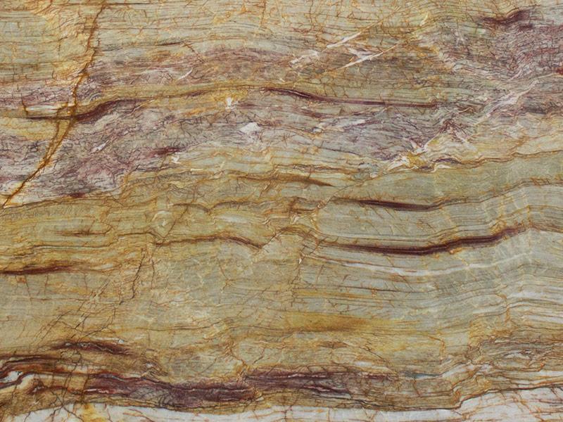 View of Quartzite - Brazilian Dream Quartzite 2cm & 3cm