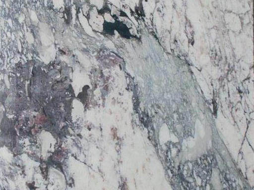 View of Marble - Breccia Capraia 3cm