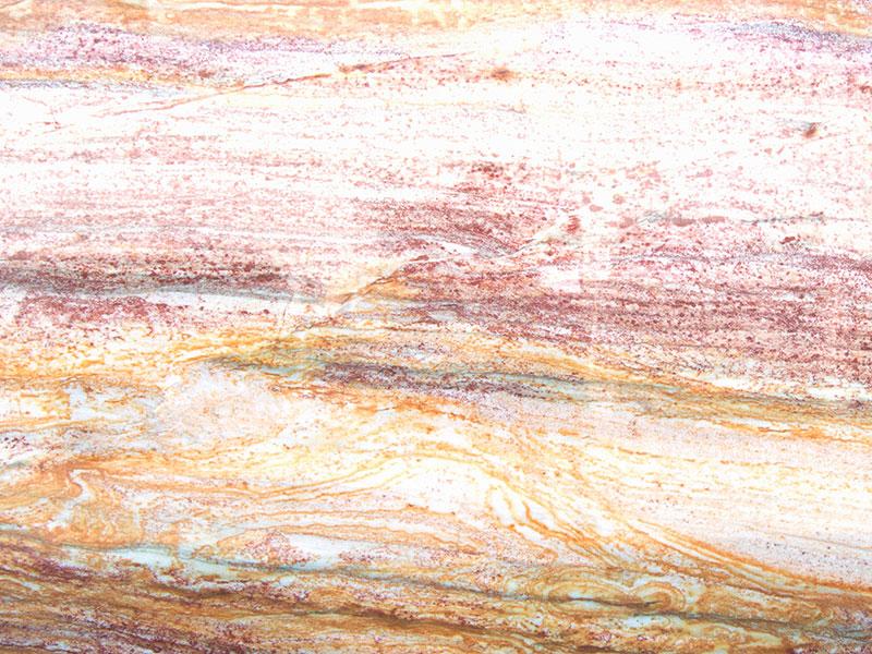 View of Quartzite - Calypso Gold Quartzite 2cm & 3cm