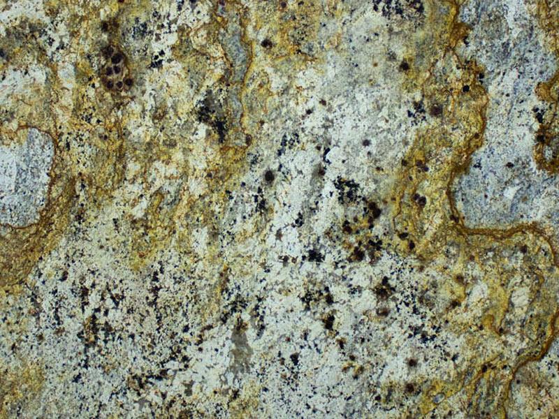 View of Granite - Cape Gold 3cm
