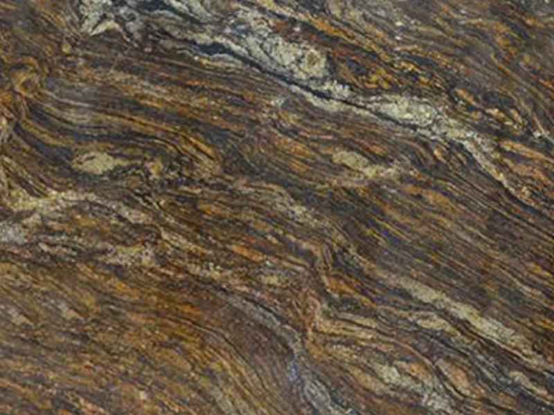 View of Granite - Cinderella Gold 3cm