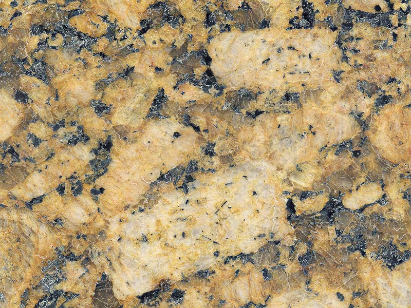 View of Granite - Classic Leather Soft Gold 3cm