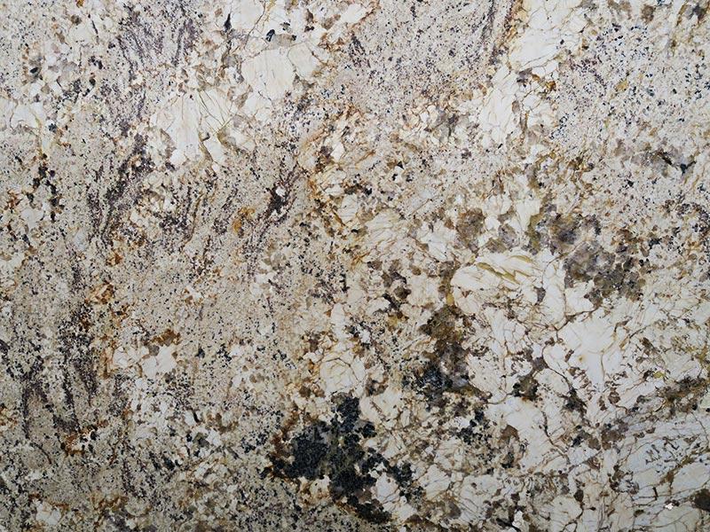 View of Granite - Delicatus Gold 3cm