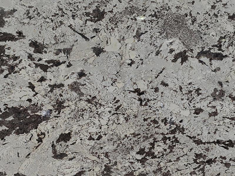 View of Granite - Everest White 3cm