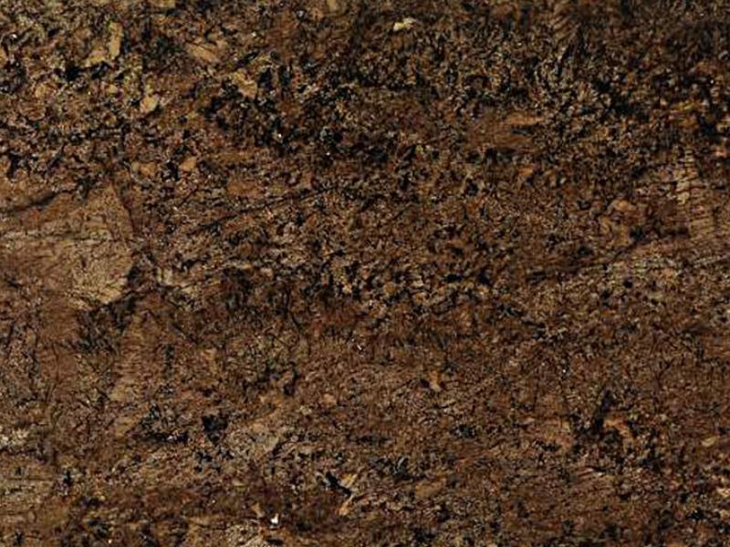 View of Granite - Extreme Copper 3cm