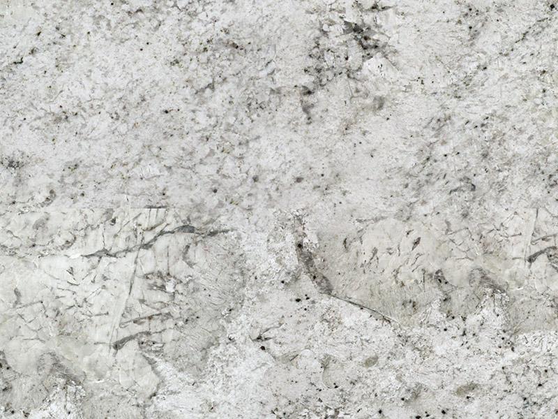 View of Granite - Fantastic White 3cm