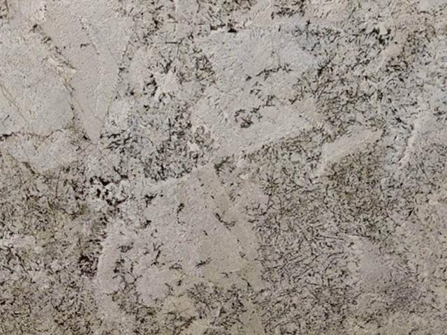 View of Granite - Feldspar White 3cm