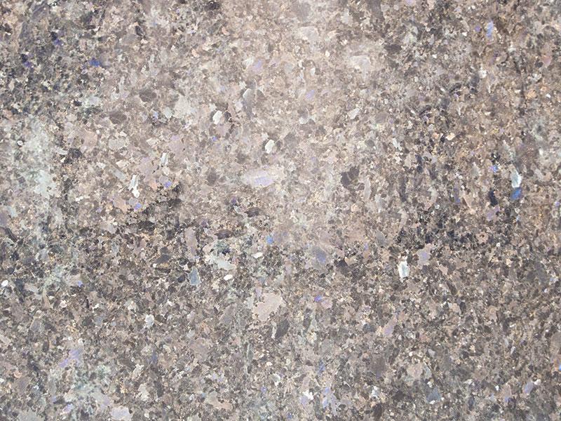 View of Granite - Galattica Blue 3cm