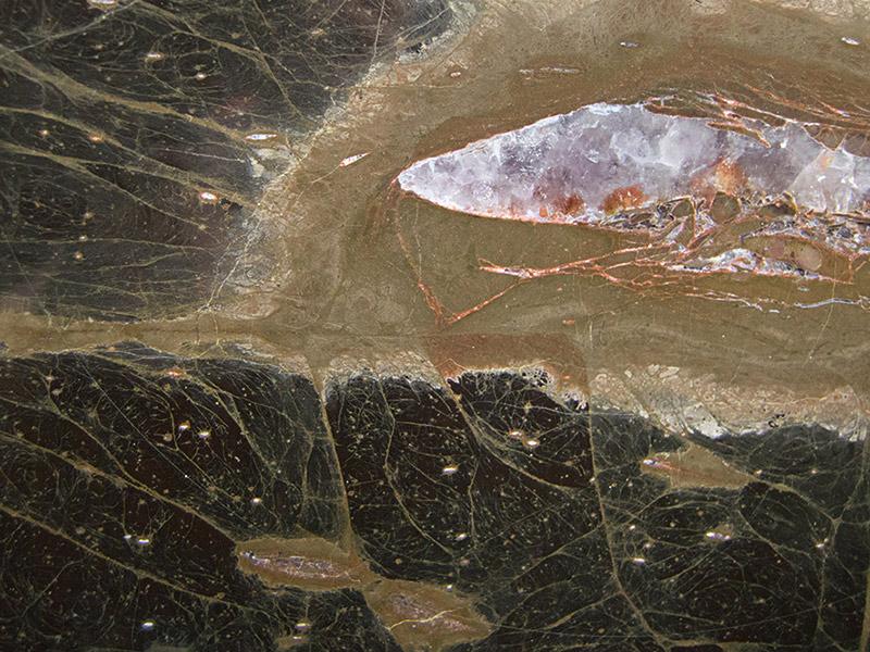View of Granite - Geode 3cm