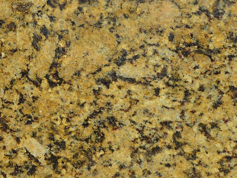 View of Granite - Giallo Farfalla 3cm