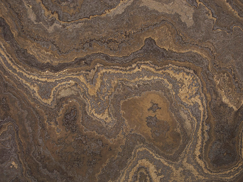 View of Marble - Magic Brown 2cm