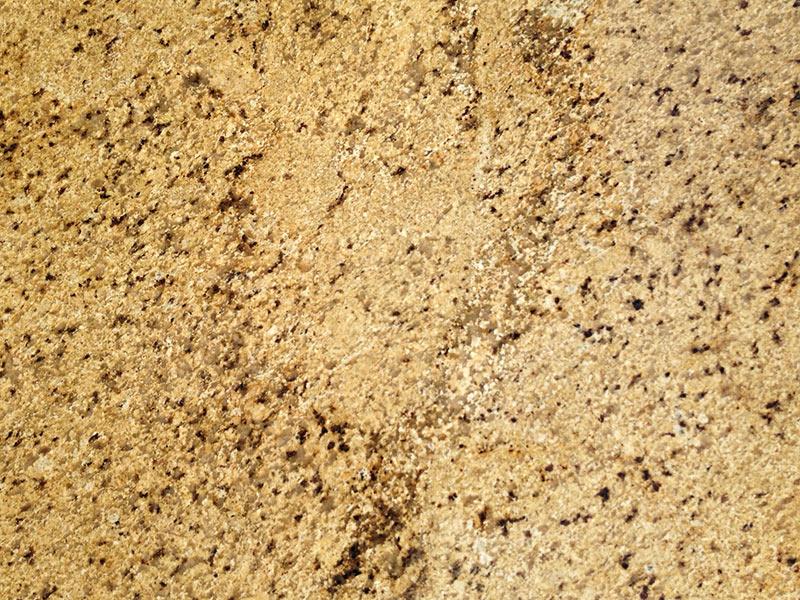 View of Granite - Mayan Gold 3cm