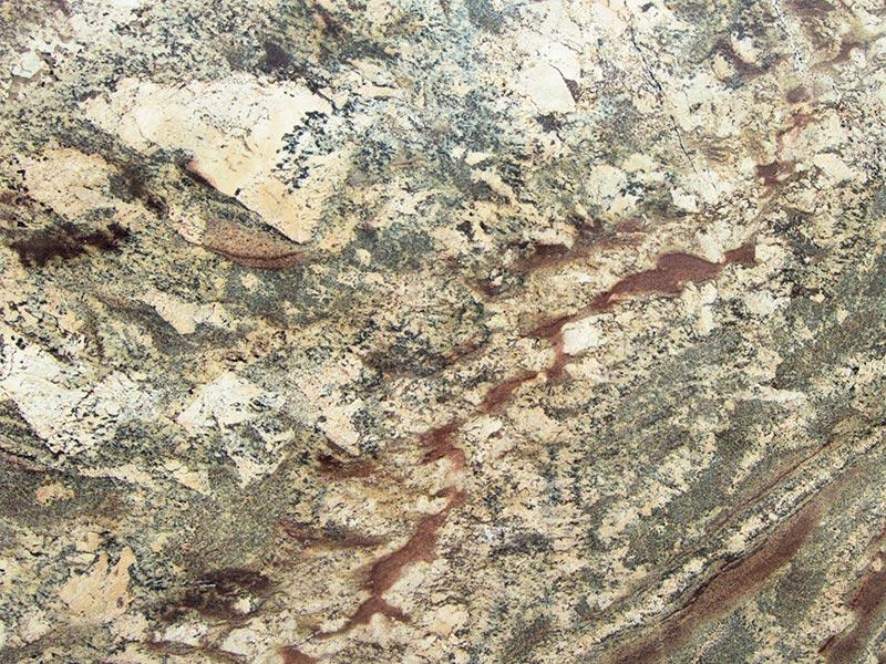 View of Granite - Netuno Bordeaux 3cm