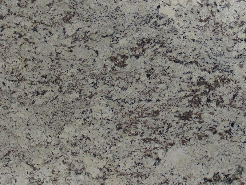 View of Granite - Northern White 3cm