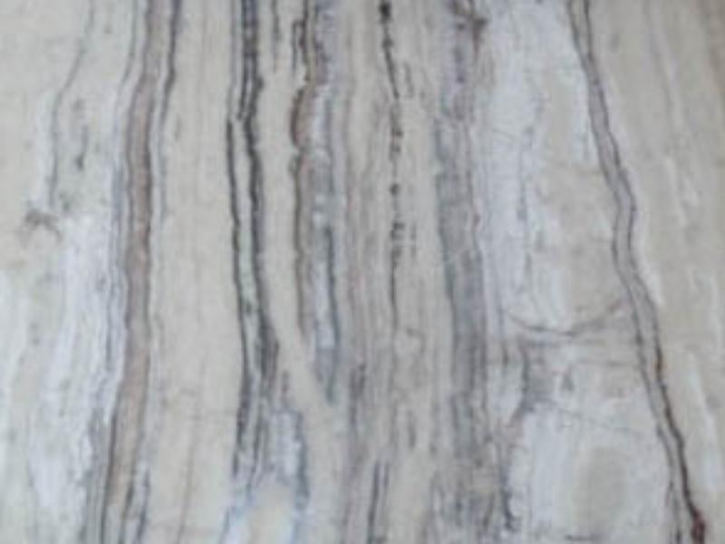 View of Onyx - Onyx White Wood 2cm
