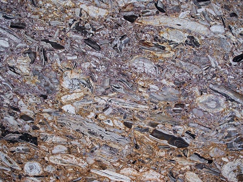 View of Granite - Petrified Rock 3cm